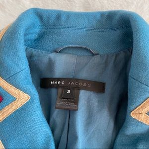 Marc Jacobs Jackets & Coats - Marc Jacobs Wool Preppy Schoolboy Blazer